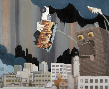 Dabs Myla, 'Untitled', 2009