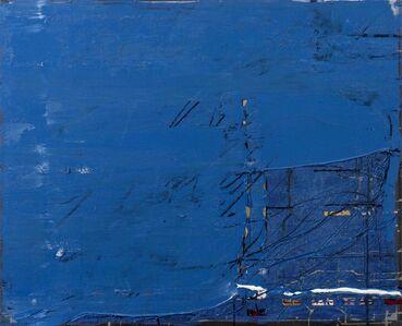 Enrique Brinkmann, 'Trazo blanco', 2011