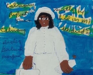 Sister Gertrude Morgan, 'Untitled (Self-Portrait)', 1965-1970