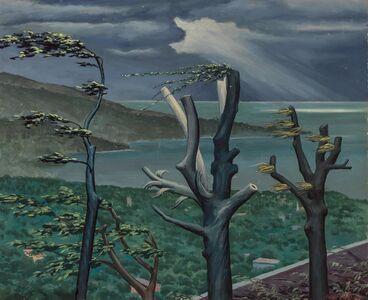 Kyra Markham, 'A Break in the Clouds', 1961