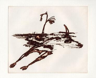 Sidney Nolan, 'Carcase', 1971
