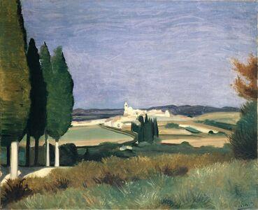 André Derain, 'Paysage de Provence', ca. 1930