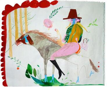 Silvia Mei, 'Cowboy', 2011