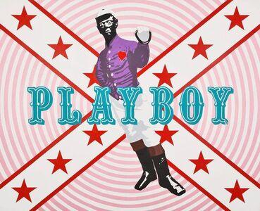 Michael Holman, 'Playboy', 1993