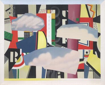 Bob Knox, 'Clouds over Leger City', 2020