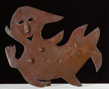 Georges Liautaud, 'Untitled (Mermaid No. 2) ', ca. 1970