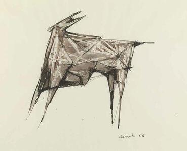 Lynn Chadwick, 'Beast', 1958