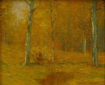 Bruce Crane, 'Golden Hour', ca. 1905