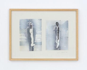 Dario Villalba, 'Documento Básico B/N 101 (559)', 1970