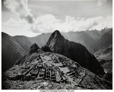 Eliot Elisofon, 'Machu Picchu and Sorting Coffee, Peru', circa 1950-printed later