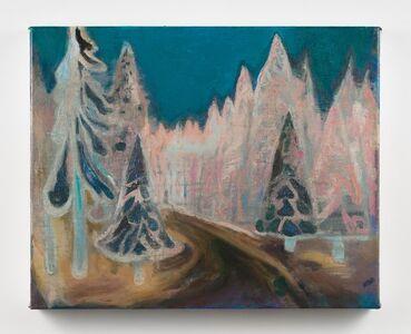 Ged Quinn, 'Munch's Backward Glance In Negative', 2019