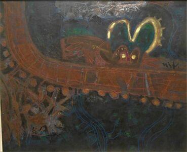 Rodolfo Nieto, 'Untitled', 1966