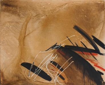 Huguette Arthur Bertrand, 'Remous', 1984-1986