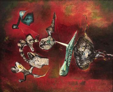 Enrico Donati, 'A La Recherche de l'Or', 1945
