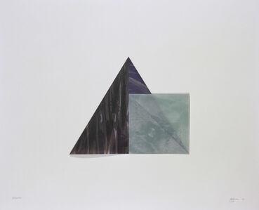 Dorothea Rockburne, 'Melencolia', 1983
