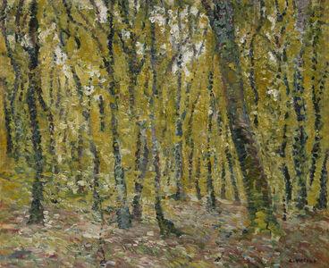Louis Valtat, 'Sous bois', 1899