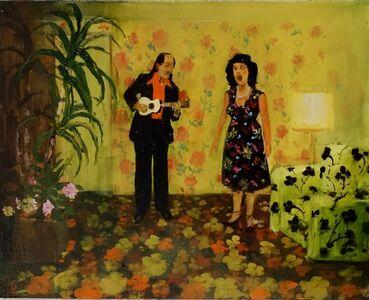 Michael Harrington, 'Nobody but You (duet)', 2020