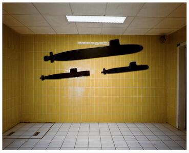 Lynne Cohen, 'Untitled (submarines)', 2007