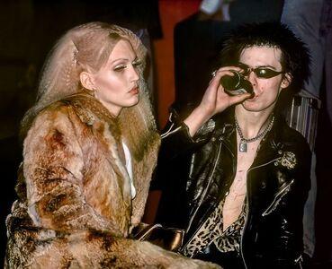 Lynn Goldsmith, 'Sid Vicious and Nancy Spungen, NYC 1978', 1978