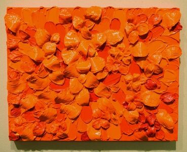 Emiko Aoki, 'INFINITY Orange No1', 2017