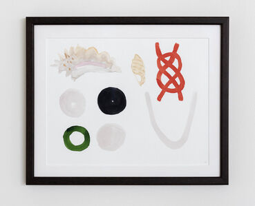 Siobhan Liddell, 'Diagram of Clay Objects', 2020