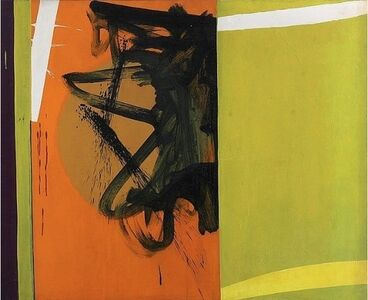 Neil Williams, 'Untitled (Abstraction)', 1961-1962