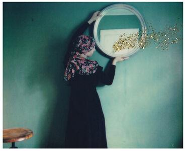 Lisa Toboz, 'The Dwell - Contemporary, Figurative, Woman, Polaroid, Photography, 21st Century', 2018