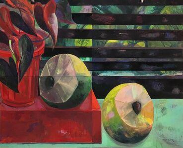 Che Lovelace, 'Still life red box', 2017