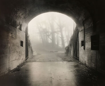 Alex Fradkin, 'Tunnel #1, West Elevation: Battery 129, Fort Bay'