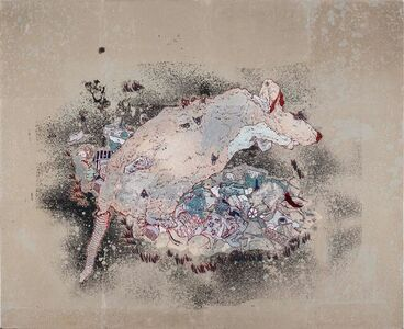 Hsiao Pei-I 蕭珮宜, 'Hide and Seek', 2017