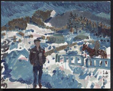 Zhang Yongxu, 'The Dance of Urumqi with Cold Current III Nanshan Pasture', 2018