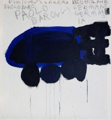 Paolo Baroggi. AKA Schwarzenegger, installation view