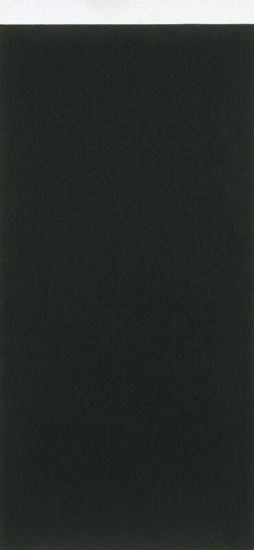 Richard Serra, 'Weight I', 2009, Print, 1-color etching, Gemini G.E.L. at Joni Moisant Weyl