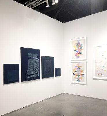 Uprise Art at Seattle Art Fair 2019, installation view