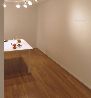 John Newman: Spoonfuls, installation view