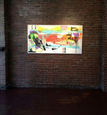 Childhood Feedback, installation view