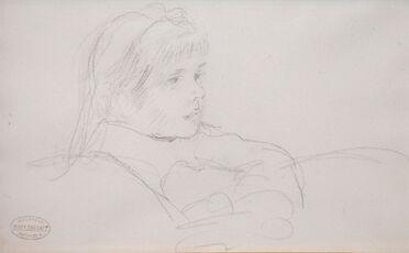 Tete de Fillette (Head of a Girl)