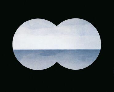 Markus Raetz, 'Binocular View', 2001