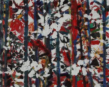 Heidi Oberheide, 'White Forms', 2020