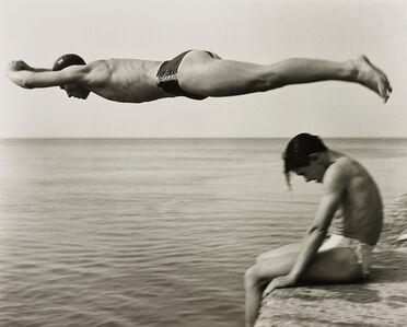 Nino Migliori, 'Il Tuffatore', 1951