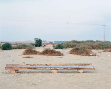 Ron Amir, 'Hamed Alnnil's Bench', 2014