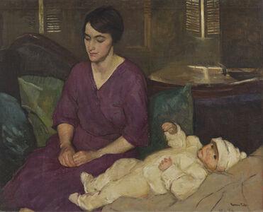 Gertrude Fiske, 'Portrait of William', ca. 1929-1930