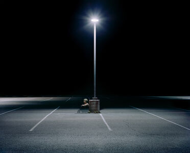 Maria Passarotti, 'Parking Lot', 2010