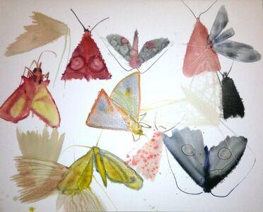 Allyson Reynolds, 'Untitled III (Moths)', 2010