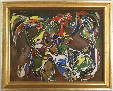 Jan Matulka, 'Abstraction'