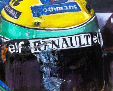 Pedro França, 'Untitled (capacete)', 2020