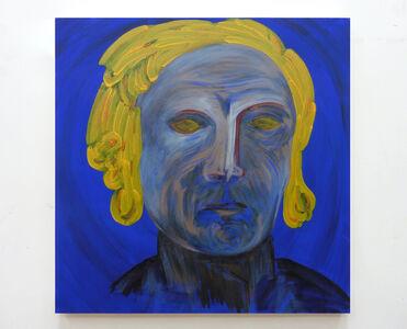 Thomas Lawson, 'Roman Head I', 2016