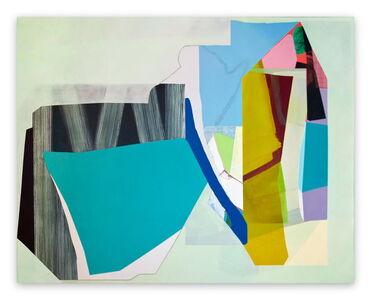 Susan Cantrick, 'sbc 203 (Abstract painting)', 2016