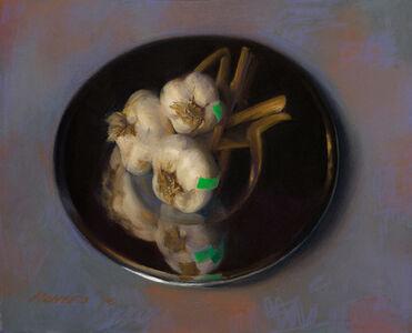 Janet Monafo, 'Garlic Reflected', 2016