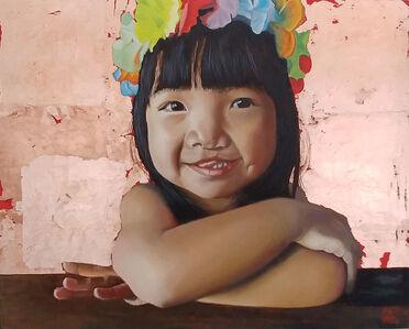 Thu Nguyen, 'Aloha', ca. 2017